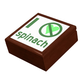 I Hate Spinach Gift Box