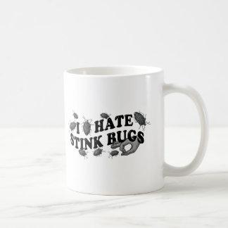 I hate stinkbugs! coffee mug