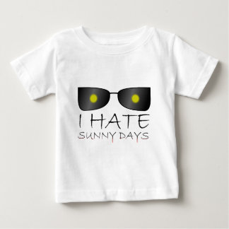 I Hate Sunny Days T-shirt