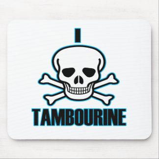 I Hate Tambourine. Mouse Pad