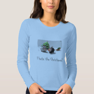 I hate the Christmas! T-shirt