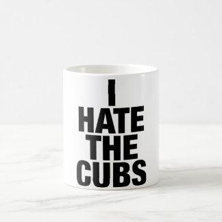 I Hate the Cubs mug