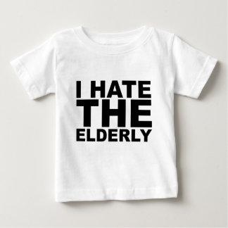 I HATE THE ELDERLY Awesome Shirt Hat Mug Mousepad