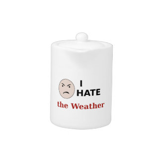 I Hate the Weather