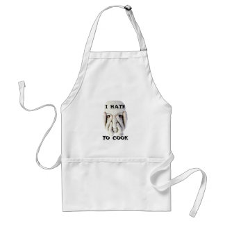 I HATE TO COOK MONSTER APRON