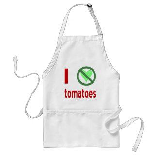 I Hate Tomatoes Adult Apron