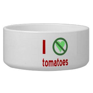I Hate Tomatoes Bowl