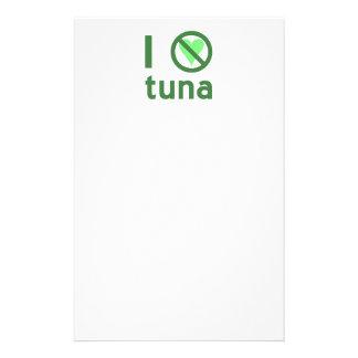 I Hate Tuna Stationery