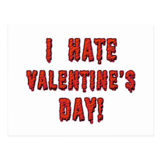 I Hate Valentine's Day Cards