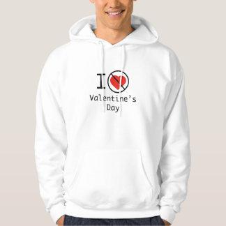 I Hate Valentine's Day Hoodie