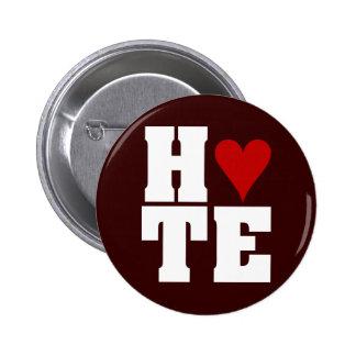 I Hate Valentine's Day Pinback Button