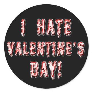 I Hate Valentine's Day sticker