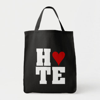 I Hate Valentine's Day Tote Bag