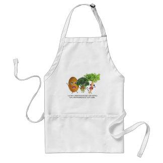 I hate veggies :) aprons