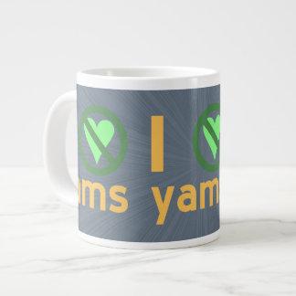 I Hate Yams Giant Coffee Mug
