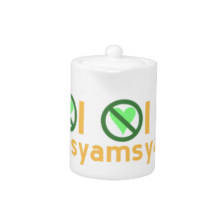 I Hate Yams