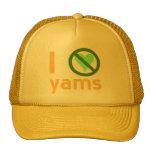 I Hate Yams Trucker Hat