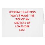 i hate you greeting card