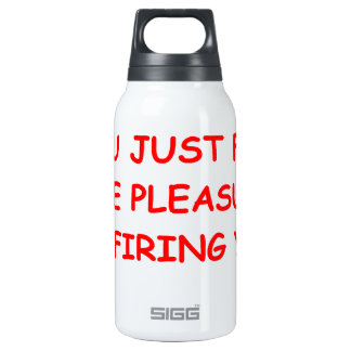 i hate you thermos water bottle