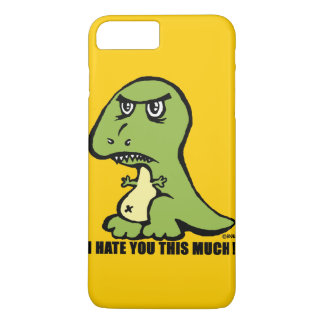 I hate you this much! iPhone 8 plus/7 plus case