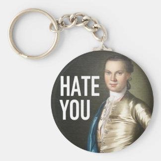 I Hate You - Trendium Art Captions Keychain