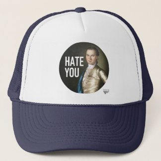 I Hate You - Trendium Art Captions Trucker Hat