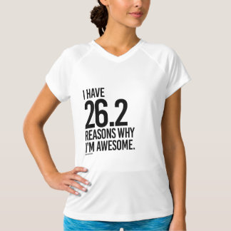 I have 26-2 reasons why I'm awesome -  .png T-Shirt
