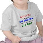 I have a big brother tshirt