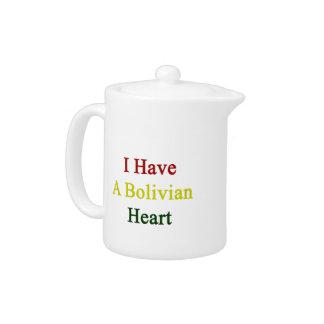 I Have A Bolivian Heart