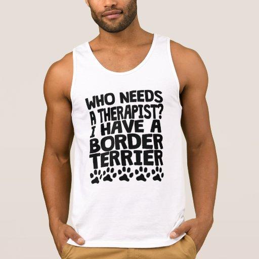 I Have A Border Terrier Tanktops Tank Tops, Tanktops Shirts