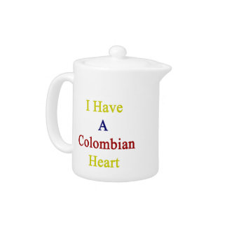 I Have A Colombian Heart