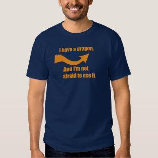 i-have-a-dragon tshirts