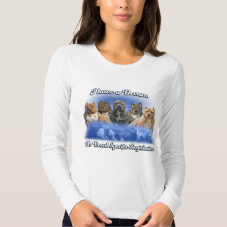 I Have a Dream, No Breed Specific Legislation Tee Shirt