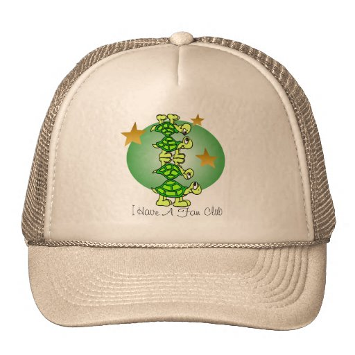 I Have A Fan Club Hats