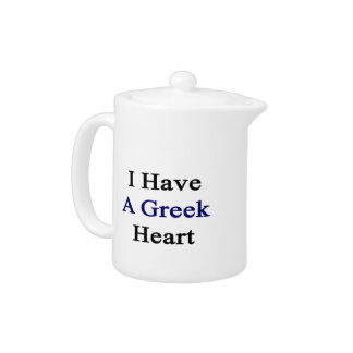 I Have A Greek Heart