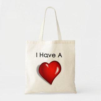I Have A Heart Bag