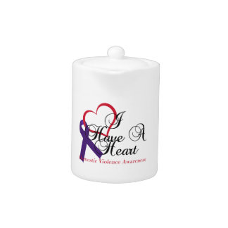 I Have A Heart Domestic Violence Awareness