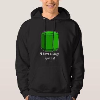 I Have a Large Apatite! (dark) Sweatshirt