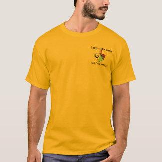 I Have a Little Dreidel 2-Sided Shirts