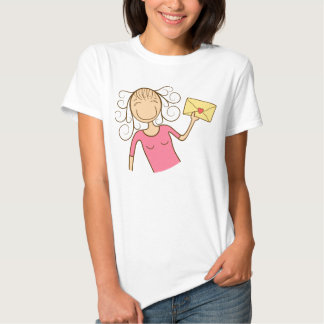 """""""I have a message for you"""" T-shirt"""