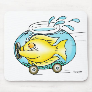 I have a need for speed! mouse pad