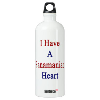 I Have A Panamanian Heart SIGG Traveler 1.0L Water Bottle