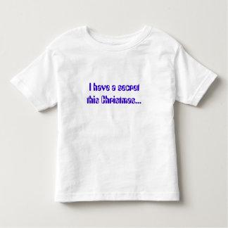I have a secret this Christmas... T Shirt