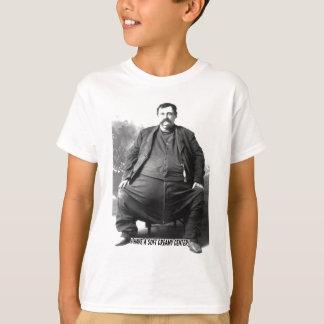I Have A Soft Creamy Center ~ Fat Carnival Man T-Shirt