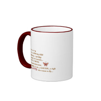 I Have A Song-Positive, Uplifting Orig. Poetry Mug