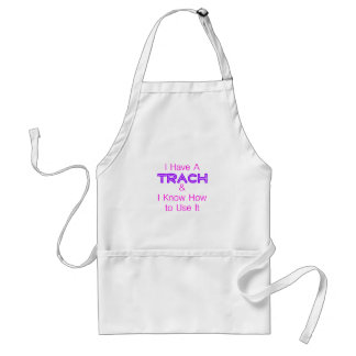 I Have a Trach Apron