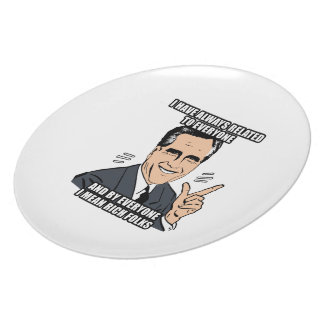 i have always related to everyone - .png dinner plates