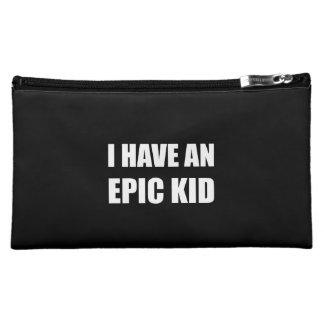 I Have An Epic Kid Makeup Bag