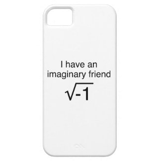 I Have An Imaginary Friend iPhone SE/5/5s Case