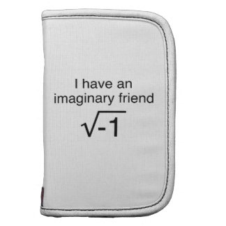 I Have An Imaginary Friend Folio Planners